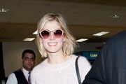 Rosamund Pike Oversized Sunglasses