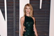 Rosie Huntington-Whiteley Cutout Dress