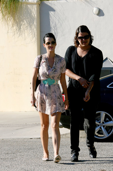 More Pics of Katy Perry Leather Belt (1 of 4) - Katy Perry Lookbook - StyleBistro []