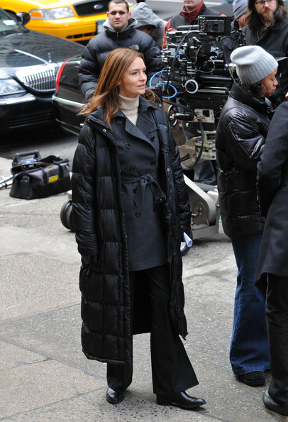 Saffron Burrows Down Jacket
