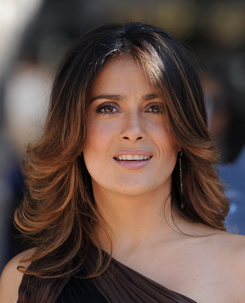 Salma Hayek Beauty