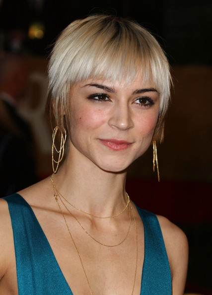 Samaire Armstrong Layered Razor Cut []