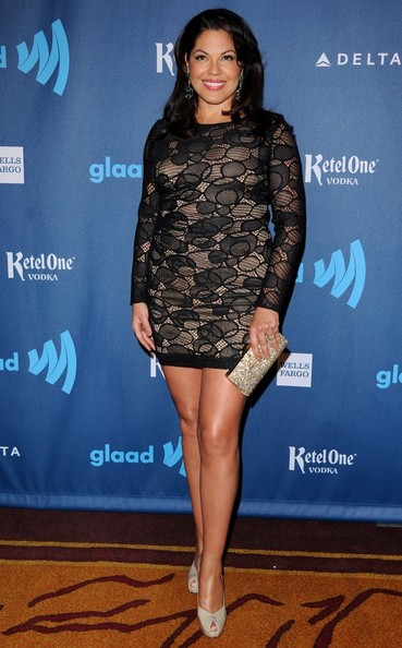 Sara Ramirez Cocktail Dress