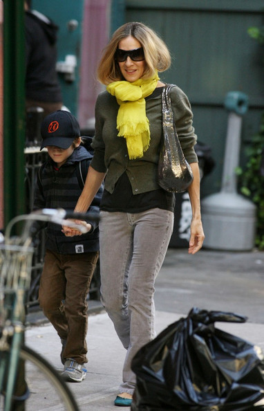 Sarah Jessica Parker Solid Scarf