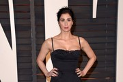 Sarah Silverman Corset Dress