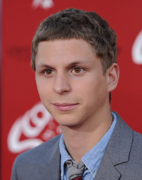 More Pics of Michael Cera Men's Suit (1 of 10) - Michael Cera Lookbook - StyleBistro