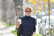 Selma Blair Turtleneck