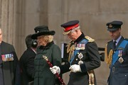 Camilla Parker Bowles and Prince William Photo