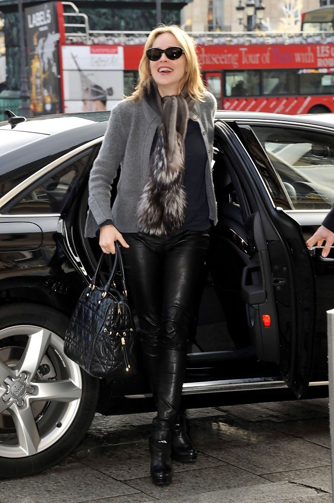 Sharon Stone Knee High Boots Sharon Stone Looks