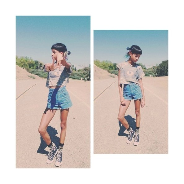 Willow Smith Goes Hipster