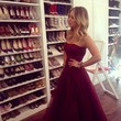 ...and Picks Out Her Shoes for the Emmys