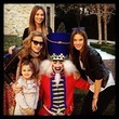 Alessandra Ambrosio Visits the Nutcracker