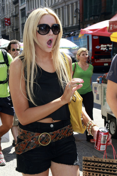 Stephanie Pratt Oversized Belt