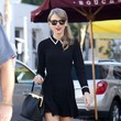 Taylor Swift in Reformation for Brunch With Jaime King