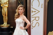 Tara Lipinski Strapless Dress