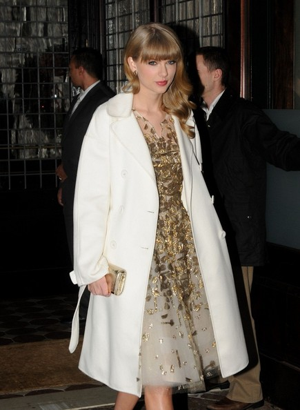 Taylor Swift Evening Coat