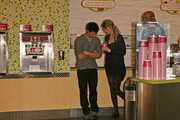 Taylor Swift and Taylor Lautner Photo