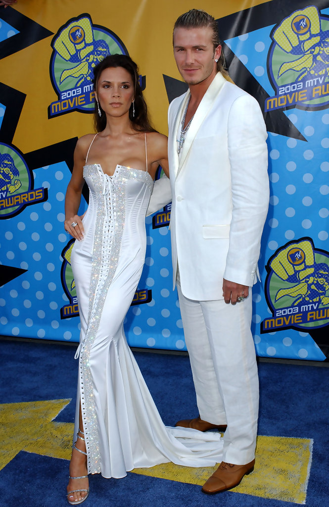 Victoria+Beckham in The 2003 MTV Movie Awards