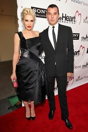 Gwen Stefani and this dramatic LBD she wore to the Heart Foundation Gala were a match made in heaven!