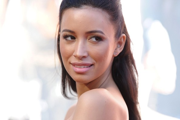 More Pics of Christian Serratos Strapless Dress (1 of 5) - Strapless Dress Lookbook - StyleBistro