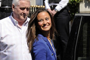 Pippa Middleton Carries a Modalu London Bristol Tote