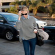 Charlize Theron's Cozy Layers