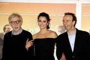 Penelope Cruz and Woody Allen Photo