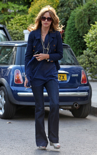 More Pics of Trinny Woodall Cropped Jacket (4 of 4) - Outerwear Lookbook - StyleBistro []