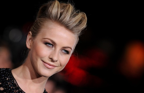 More Pics of Julianne Hough Pompadour (2 of 12) - Updos Lookbook - StyleBistro
