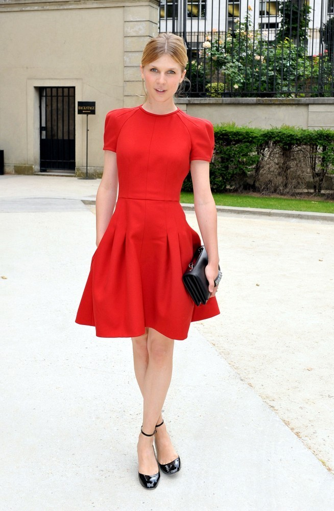 Arrivals for Autumn-Winter 2012/2013.Valentino Fashion Show during Paris Fashion Week.