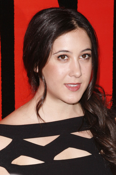 Vanessa Carlton Body Art