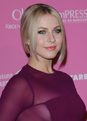 Julianne Hough kept her look sleek and sophisticated at the 'Us Weekly' Hot Hollywood Style event when she opted for a smooth bobby-pinned updo.