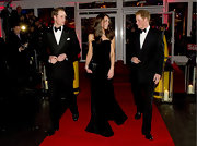 Prince Harry looked handsome at the Sun's Military Awards in a black double-breasted tux and bow tie.