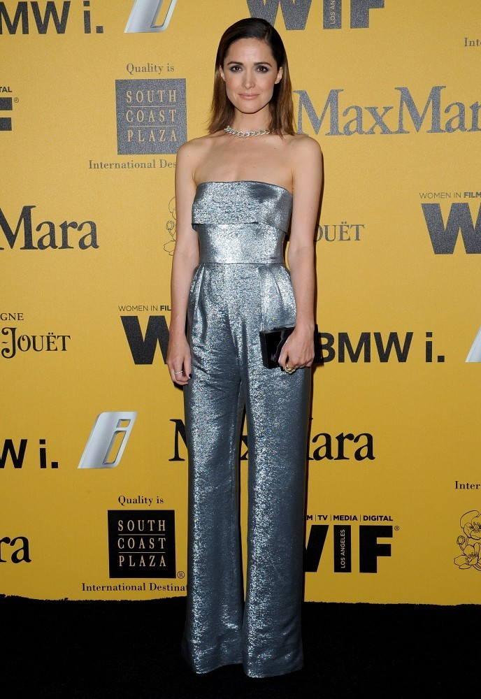 Arrivals at the Woman in Film Crystal + Lucy Awards