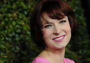 Diablo Cody wore a satin-finish fuchsia lipstick at the LA premiere of 'Young Adult.'