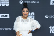 Yvette Nicole Brown Printed Clutch