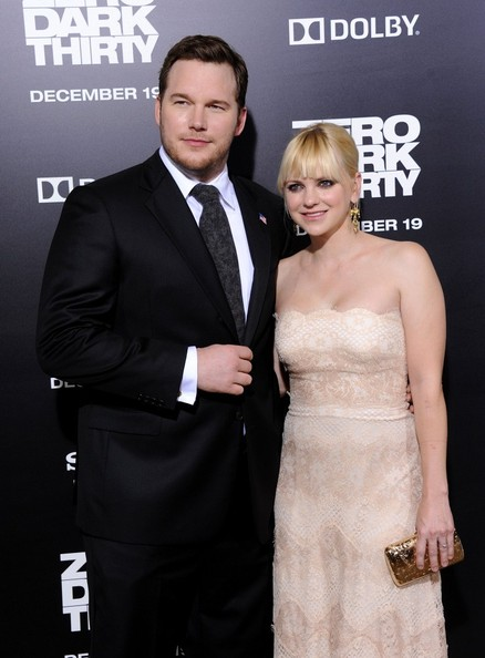 More Pics of Anna Faris Dangle Decorative Earrings (3 of 5) - Anna Faris Lookbook - StyleBistro