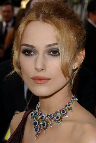 Keira Knightley 2006 Oscars Hair Looks Through The