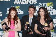 Xavier Samuel and Bryce Dallas Howard Photo