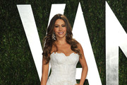 Celebrities at the 2012 Vanity Fair Oscar Party at the Sunset Tower hotel in Hollywood, CA on February 26, 2012<br /> <br /> Pictured: Sofia Vergara