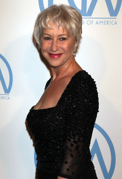 Helen+Mirren in The 22nd Annual Producers Guild Awards