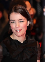 'Dollhouse' actress Olivia Williams looks fab in this short bob.