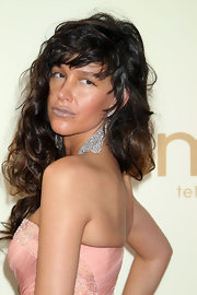 Was Paz de la Huerta trying to start a cadaver-chic trend with this nude lipstick at the 2011 Primetime Emmy Awards?