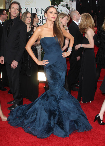 Sofia Vergara S Best Red Carpet Looks Of All Time