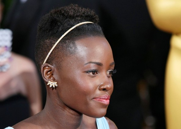 More Pics of Lupita Nyong'o Headband (1 of 2) - Hair Accessories Lookbook - StyleBistro