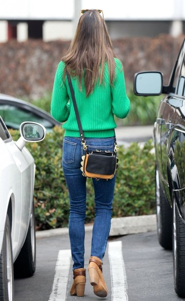 More Pics of Alessandra Ambrosio Skinny Jeans (1 of 8) - Skinny Jeans Lookbook - StyleBistro