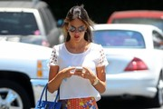 Alessandra Ambrosio Long Skirt