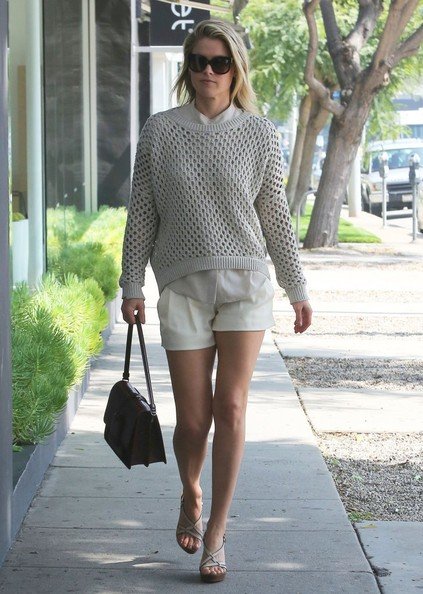 Ali Larter Crewneck Sweater