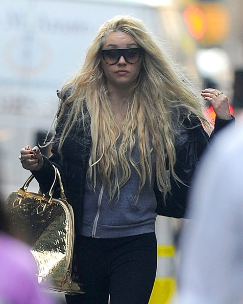 More Pics of Amanda Bynes Sheepskin Boots (1 of 9) - Amanda Bynes Lookbook - StyleBistro