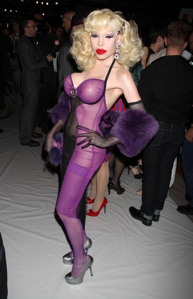 Amanda Lepore Clothes